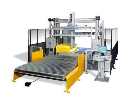 Federal Foam :: CNC Contour Machine